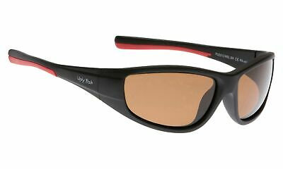 NEW Ugly Fish Indestructable Polarised Sunglasses PU5212 Matt Black/Frame