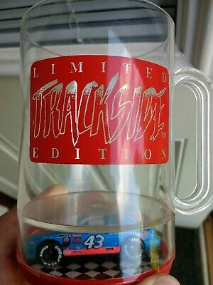 "Darrell ""Bubba"" Wallace Jr. Limited Edition Trackside mug with car by HOWW"