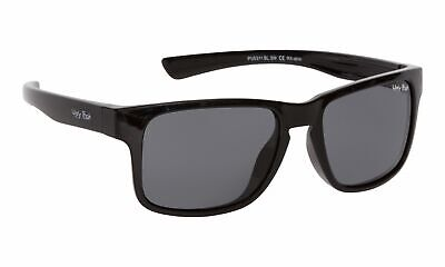 NEW Ugly Fish PU5311 Black Frame Smoke Lens