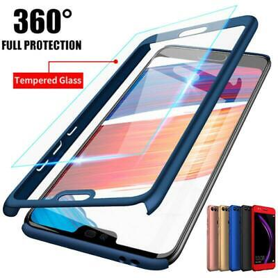 Cases, Covers & Skins Cell Phones & Accessories Inventive Luxury 360 Full Cover Phone Case For Huawei Y7 Y6 Prime Y5 2018 Case Crease-Resistance