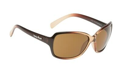 NEW Ugly Fish Polarised Sunglasses Twilight PC3774  Graduate Brown/Brown