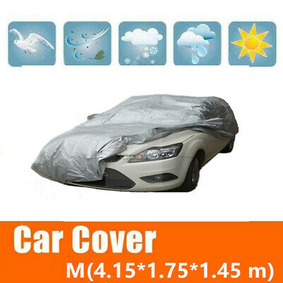 M Water Resistant  Full Car Cover Layer Light weight Breathable UV Protection