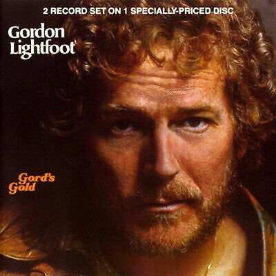 Gord's Gold by Gordon Lightfoot [Reissue] (CD, Oct-2005, Reprise) *NEW* FREE S&H