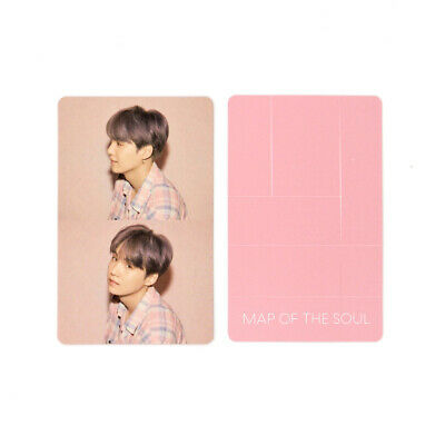 [BTS]MAP OF THE SOUL:PERSONA Official Photocard/Boy With Luv/Ver. 1/SUGA
