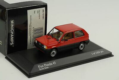 IT66N Voiture 1//43 Starline FIAT Panda rouge 1980