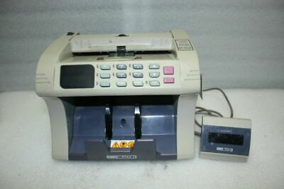 Billcon N-120 Compact Note Counter With External Display - FAULTY