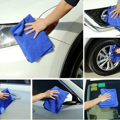 60*160cm  Microfiber Towel Car Cleaning Wash Drying Detailing Cloth No Scratch