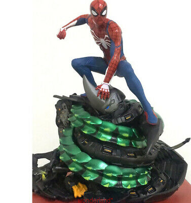 Marvel Spider-Man PS4 Collectors Edition STATUE Figure Limit STOCK Boxed