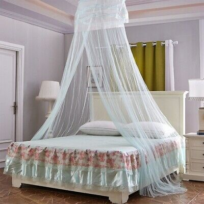 Circular Suspended Ceiling Mosquito Net Tent For Bedroom Princess Style Vintage