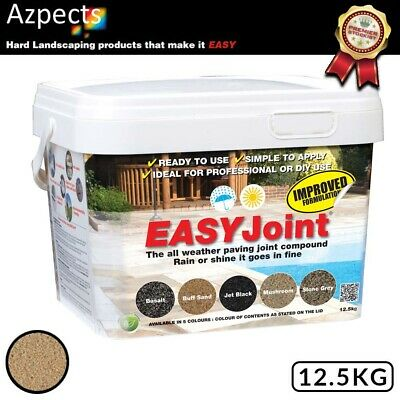 EasyJoint | Jointing Compound | Patio Pointing | Paving Mortar | Mushroom Grout
