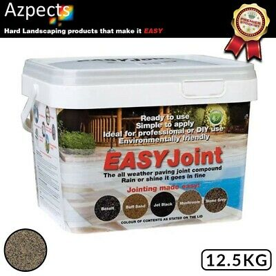 EasyJoint | Jointing Compound | Patio Pointing | Paving Mortar |Stone Grey Grout