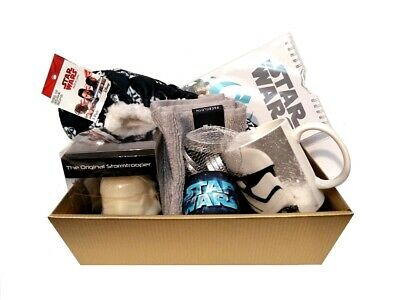 FATHERS DAY GIFT HAMPER MEN GIFTS BIRTHDAY CHRISTMAS For HIM Dad Star Wars Xmas