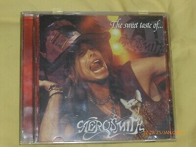 Aerosmith A Sweet Taste Of live bootleg cd Rock Am Festival 1997 & Acoustic 1994