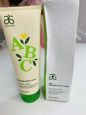 ARBONNE ABC Baby Care Hair & Body Wash 236ml