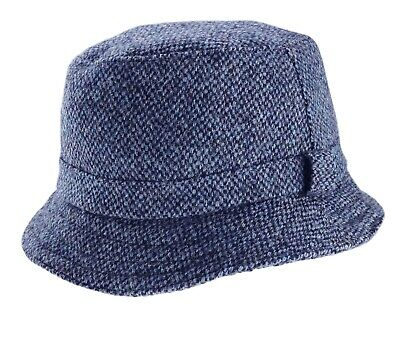 Gents Authentic Harris Tweed One Size Cap GH0352