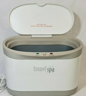 Towel Spa Towel Warmer Luxury Oversize Towels and Robes. Works Great