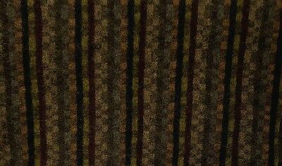 "HAND DYED RUG HOOKING WOOL Mill-Dyed APPLIQUE ""YUMMY STRIPE/CHECK"""