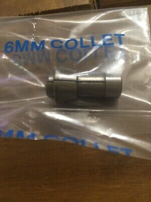 6mm Air Die Grinder Collet for  Air Die Grinder (Chicago Pneumatic)