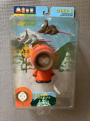 Mirage Kenny From South Park Action Figure With Rats Arm - New in Box - 2004