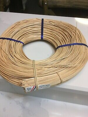 PLB Round Reed #2 1.75mm 1-Pound Coil Basketmaking Supplies Basket