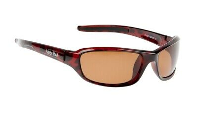NEW Ugly Fish Basic Polarised Sunglasses P1077 Brown Tortoise Shell/Brown