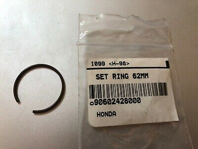 Honda NOS Set Ring 62mm CB1000 CB1100 CB700 CB750 CB900 CBX XR250 90602-428-000