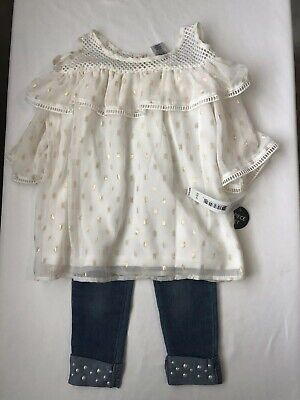 aed1559084b599 Nicole Miller New York Toddler Girl NWT Toddler Girl Outfit 4 Toddler