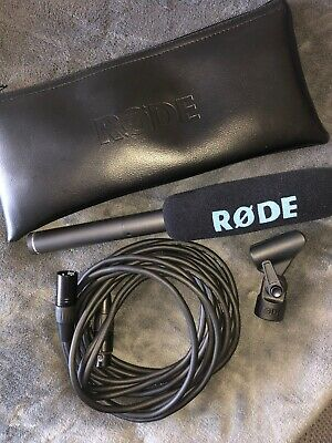 Rode NTG-2 With Accessories *Excellent Condition