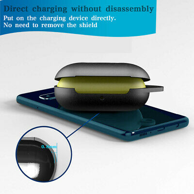 Silicone Protective Case Full Cover for Samsung Galaxy Buds Bluetooth Earphone