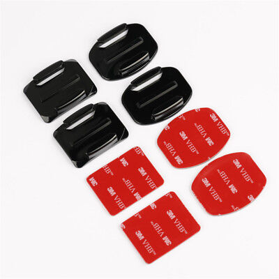 8X Accessories Helmet Mount Fashion for Go Pro Hero5 & Session 4 3+ 3 2 1 DL5