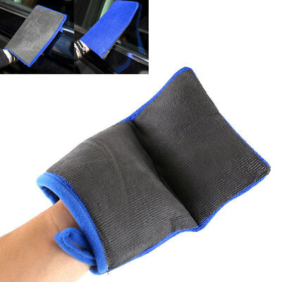 Premium Car Clay Mitt Glove for Detailing Polish Clay Bar Alternative Reusable -