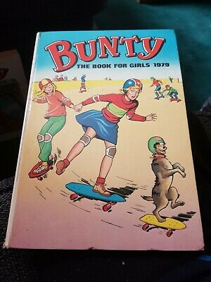 Bunty Annual 1979 X VERY GOOD CONDITION FOR AGE X 2046N X