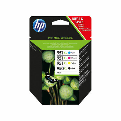 Consommable imprimante HP Pack Cartouches 950XL/951XL  - C2P43AE