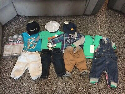 Large Kids Clothing Bundle 0-3 Months Ted Baker Some Tagged Other Kids Brands To
