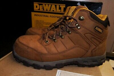 a92d6191e80 DEWALT PRO-LITE COMFORT Safety Boots Brown Sb P Sra Size Uk 10 / Eu ...