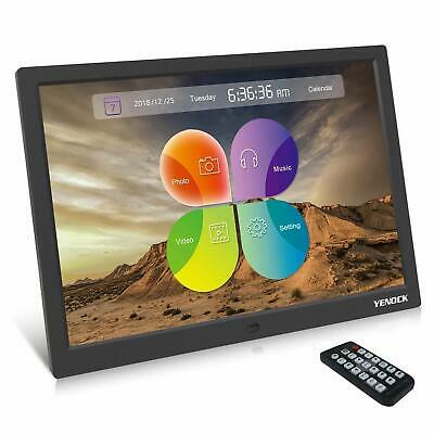 Yenock Digital Picture Frame, 15.4 Inch 1280 X 800 High Resolution Photo/Music