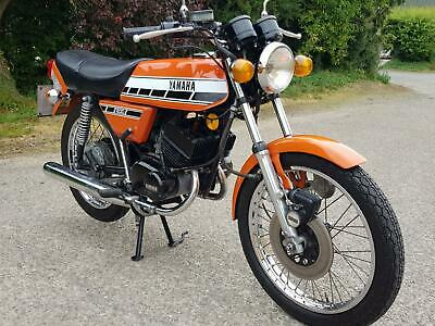 1978 Yamaha Rd200 Dx Two Stroke Classic. Rare Orange! ++++Reserved++++
