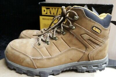 46be4f4d093 DEWALT PRO-LITE COMFORT Safety Boots Brown Sb P Sra Size Uk 11 / Eu ...