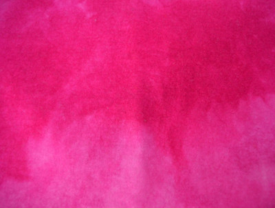 """Wool, Fat Quarter - """"Mad Magenta"""" - Hand Dyed Wool"""