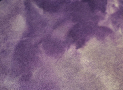 """Wool, Fat Quarter - """"Purple Passion"""" - Hand Dyed Wool"""