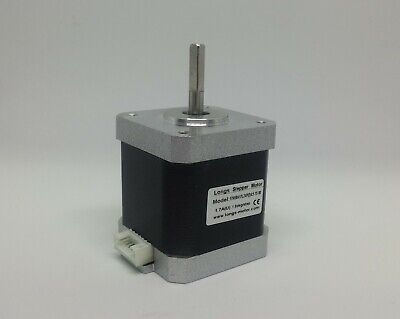 NEMA 17 Stepper Motor 1.7A 48mm Length for 3D Printer and CNC