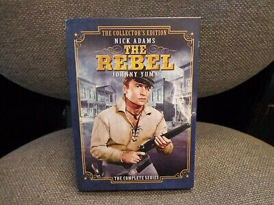 Rebel: The Complete Series (DVD, 2015, 11-Disc Set)