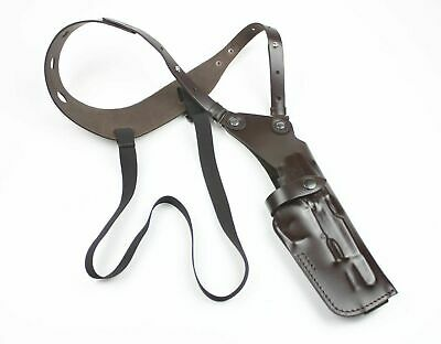 CZ 75 Vertical shoulder holster made of genuine leather