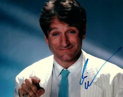 Robin Williams 8x10 Signed Photo autographed Picture COA
