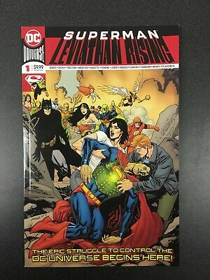 Superman Leviathan Rising Special (DC) #1 NM Case Fresh