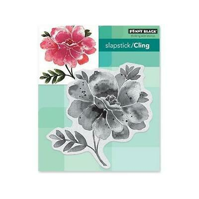Penny Black Brushstrokes Cling Stamps - Dreams Of Love 40-677
