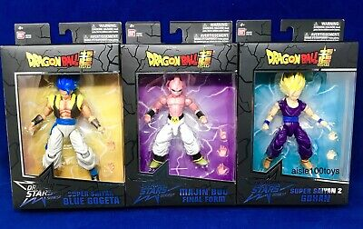 Bandai Dragon Ball Super Dragon Stars Set Of 6 Series Wave 11 12