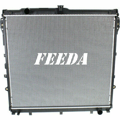 DPI2994 Radiator For 2007-2013 Toyota Tundra 2008-2014 Sequoia V8 Only