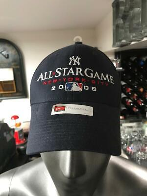e3f8b0f20 NWT New York Yankees NIKE 2008 ASG MLB All Star Game Cap/hat Yankee Stadium