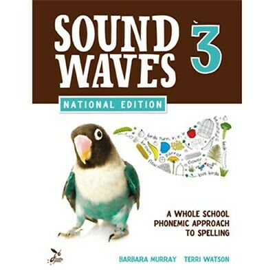 Sound Waves National Edition Student Book 3....Great for extra practice at home!